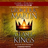 by George R. R. Martin (Author), Roy Dotrice (Narrator), Random House Audio (Publisher) (24308)  Buy new: $63.00$53.95 152 used & newfrom$44.95