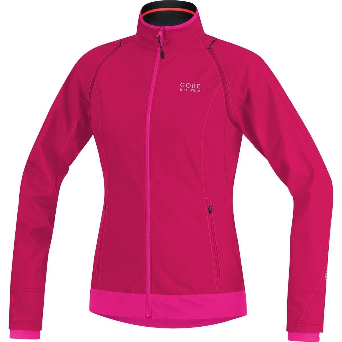 GORE BIKE WEAR Women's Element Wind Stopper Active Shell Zip-Off Jacket