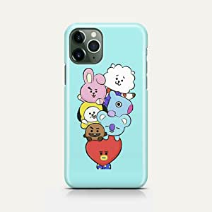 Covery Cases Silicon Back Cover Tbs For Iphone 11 Pro - Multi Color