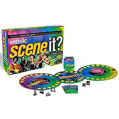 MUSIC SCENE IT? The DVD game: Toys & Games