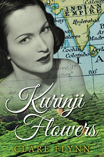 Book: Kurinji Flowers by Clare Flynn
