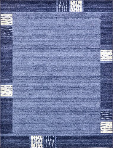 light blue border - 9