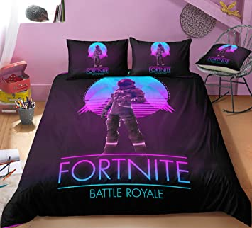 Leezeshaw Fortnite Bettwsche Sets Fortnite Battle Royale Game
