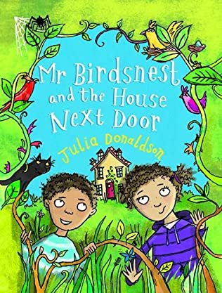 book cover of Mr Birdsnest and the House Next Door