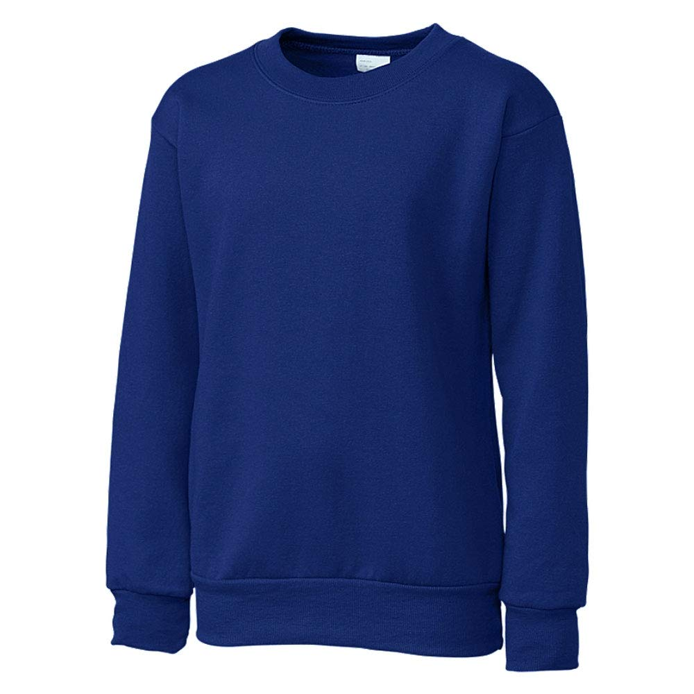 Tour Blue Small Clique Basic Big Boys Comfortable Fleece Sweatshirt
