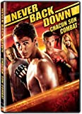 Never Back Down (Chacun Son Combat) (Bilingual)