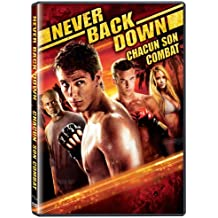 Never Back Down (Chacun Son Combat) (2008)