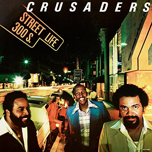 CD : The Crusaders - Street Life (Limited Edition, Remastered, Mini LP Sleeve, Collector's Edition)