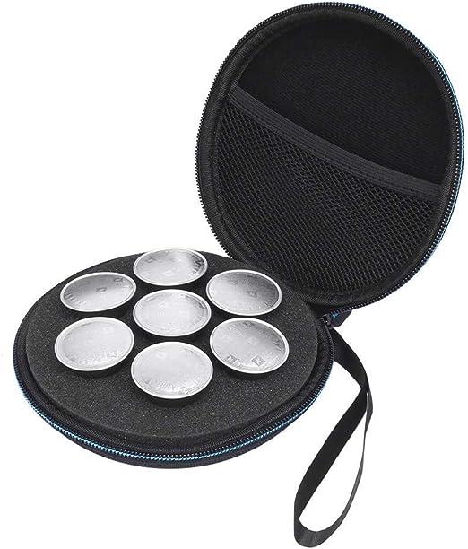 Funda protectora para cápsulas de café Livedealing, para cafetera Nespresso y cápsulas compatibles: Amazon.es: Hogar