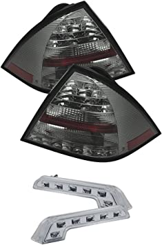 GENUINE MERCEDES S-Class W221 07-09 USA type Side Turn Signal Marker Lights Pair