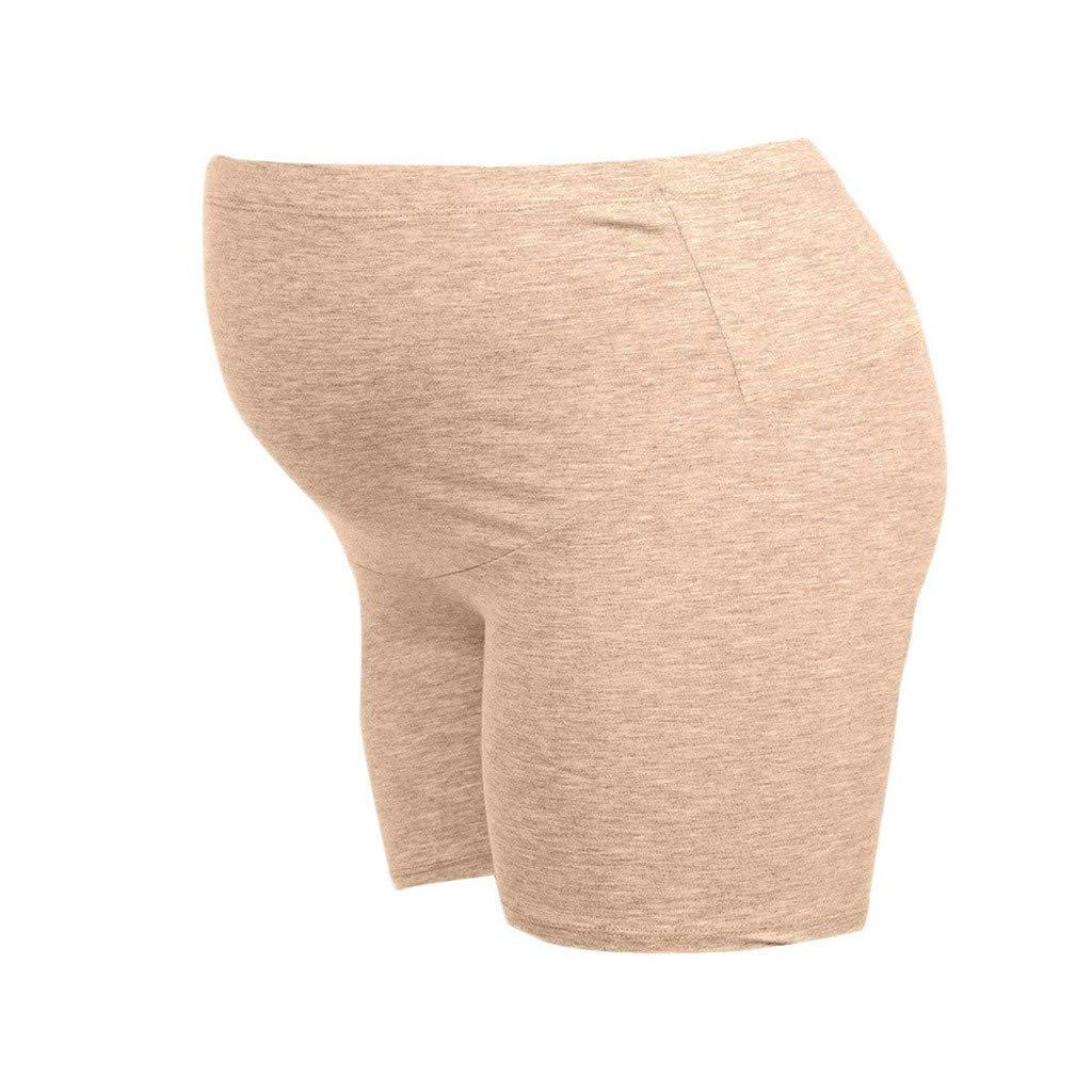 Solike 2PCS Umstands H/öschen Damen Unterhosen Schwangerschaftsslip Damen Hoher Taille Atmungsaktive Umstandsslip Langem