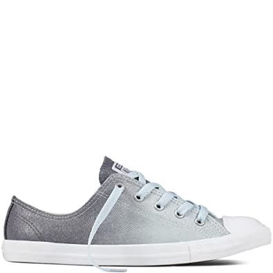 a9f0615513bc Converse Women s Chuck Taylor CTAS Dainty Ox Synthetic Fitness Shoes ...