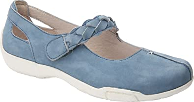 Ros Hommerson Chelsea Mary Jane Womens Slip On Shoes