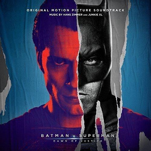 Ost: Batman V Supermanの商品画像