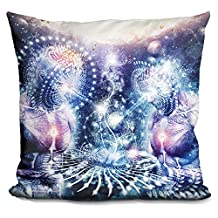 LiLiPi the Knowledge of the Planets Decorative Accent Throw Pillow