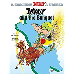 Asterix-and-the-Banquet-Album-5-Bk-5-Paperback--21-April-2005
