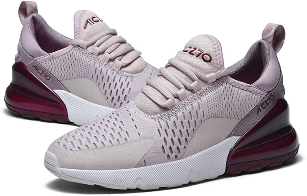 XPERSISTENCE Athletic Running Walking Shoes Womens Mens Trainers Air Cushion Sneakers Slip on