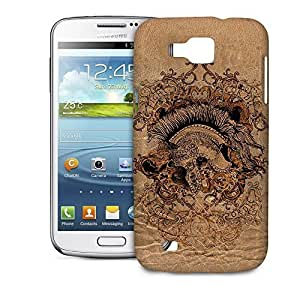 Phone Case For Samsung Galaxy Premier i9260 - Gladiator Fight or Die Back Hardshell