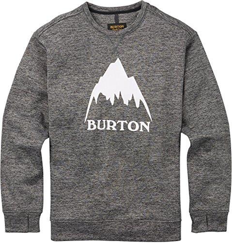 Burton Oak Crew Sweatshirt Mens Sz L (Sweater Crew Burton)