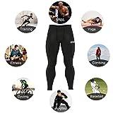 Hawk Sports Mens Compression Pants Base Layer