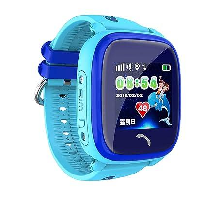 QL Niños Smartwatch Phone IP67 A Prueba de Agua SOS ...