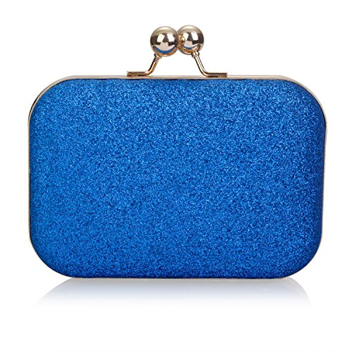 Women's Clutch Dark Audixius Audixius Women's Clutch Blue Dark Audixius Clutch Women's Blue AIZqXX