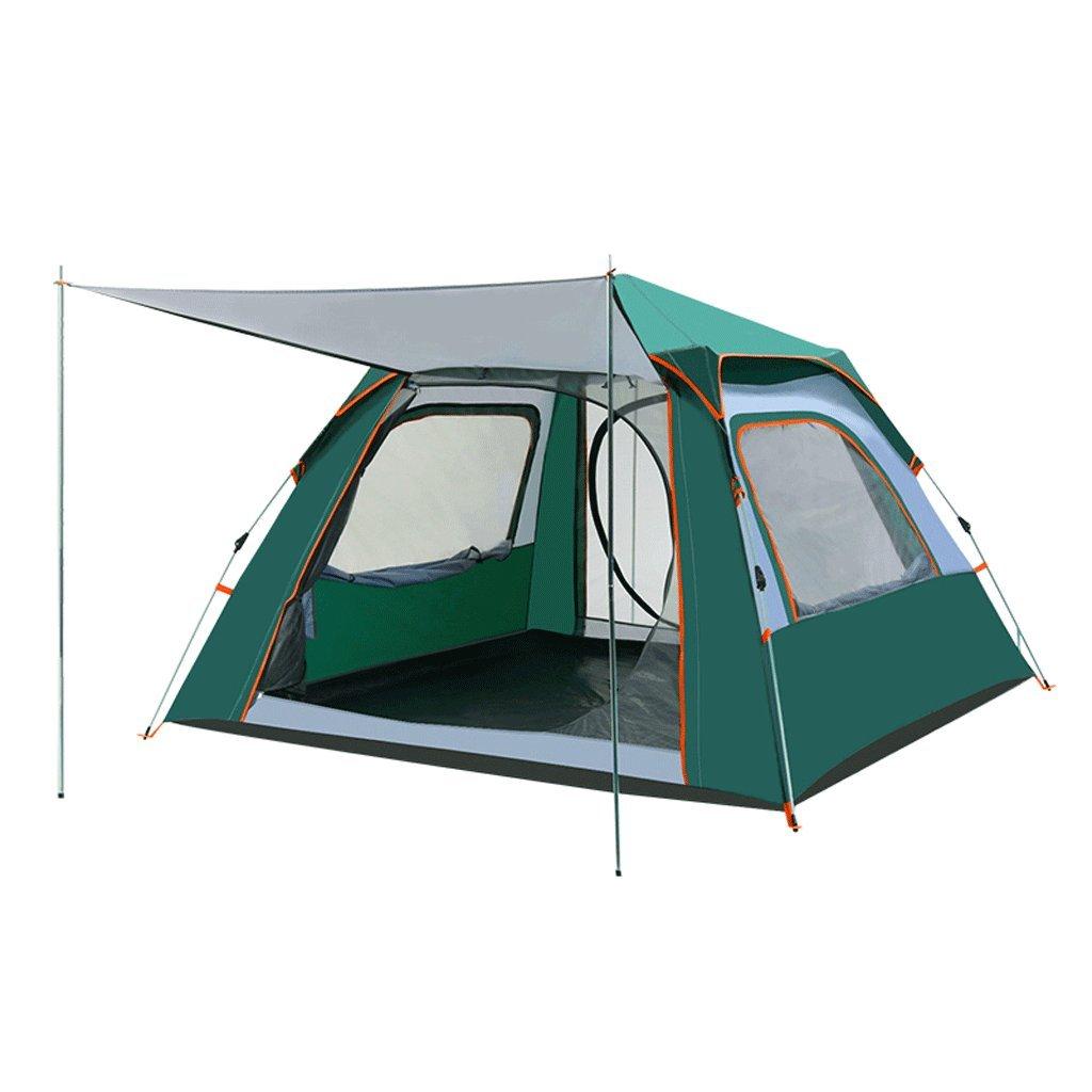 TLMY Regen des Zeltes des Verdichters des Verdichters verdoppeln einzelnes kampierendes wildes Kampieren Zelte