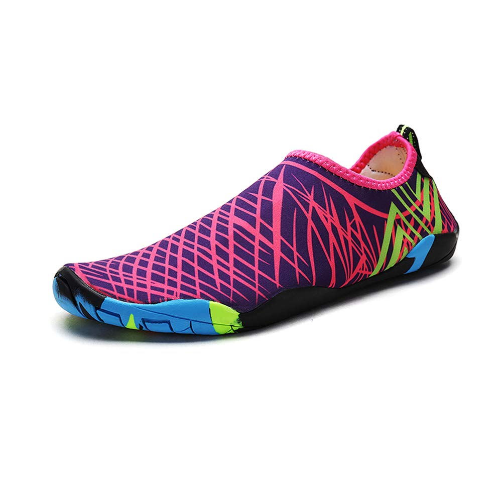 Beach Shoes Water Sports Shoes,Barefoot Water Shoes Womens and Mens Quick-Dry Socks Outdoor Swim Barefoot Socks Beach Swim Surf Yoga Exercise