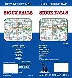 Sioux Falls, South Dakota Street Map
