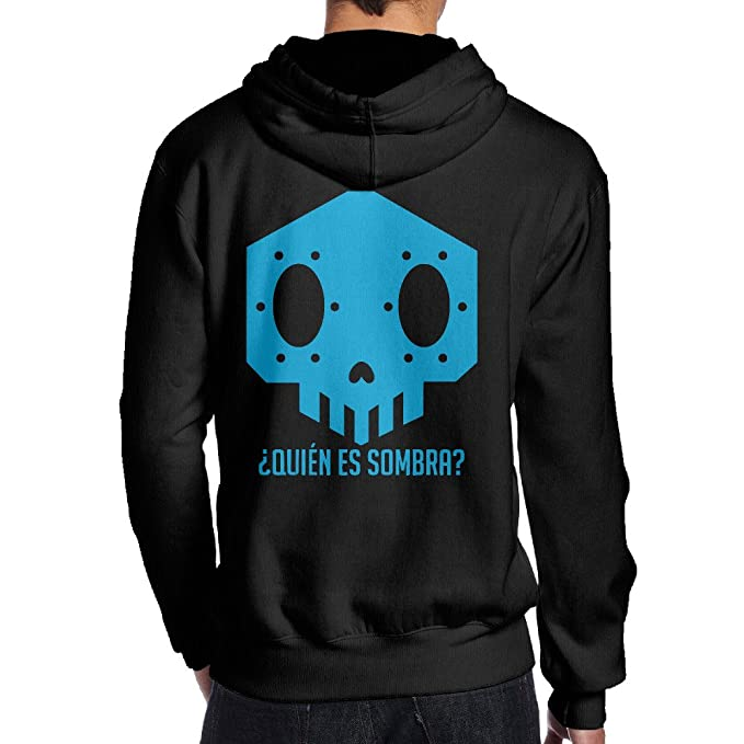 Amazon.com: LiyiFF Mens Overwatch OW Sombra Hoodie Sweatshirt (8584450741079): Books
