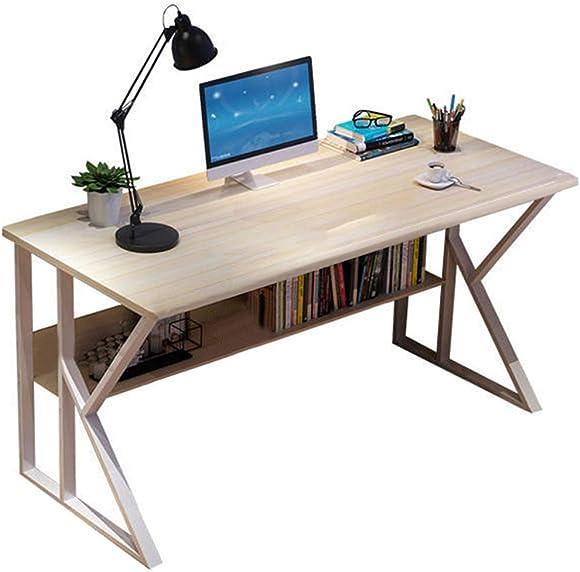47 inch White Computer Desk