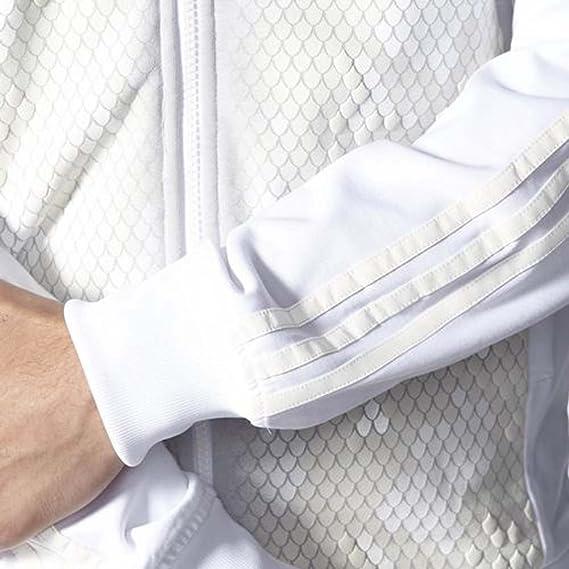 adidas Herren Superstar Reflektierende Schlange Track Jacke