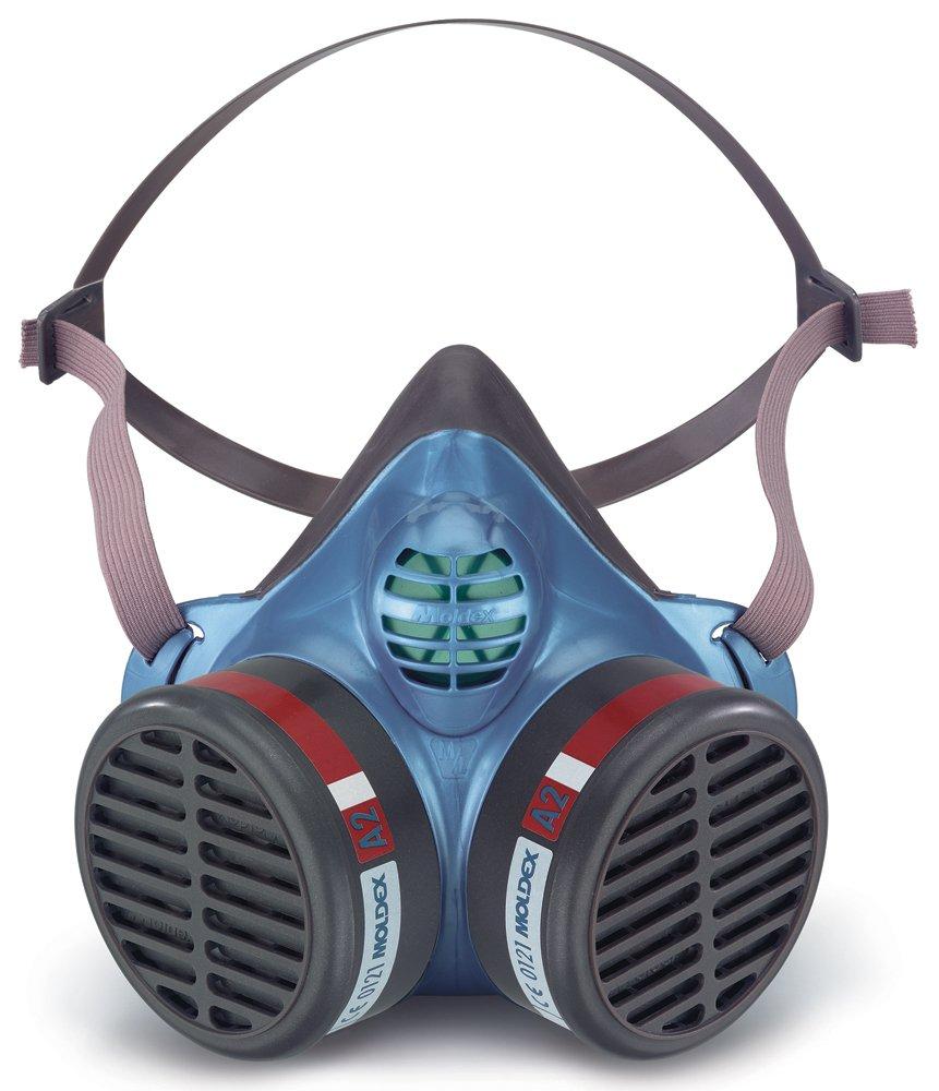 Moldex 5504 Size Medium/Large FFA2 Half Mask - White