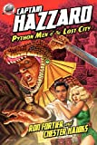 img - for Captain Hazzard - Python Men of the Lost City book / textbook / text book