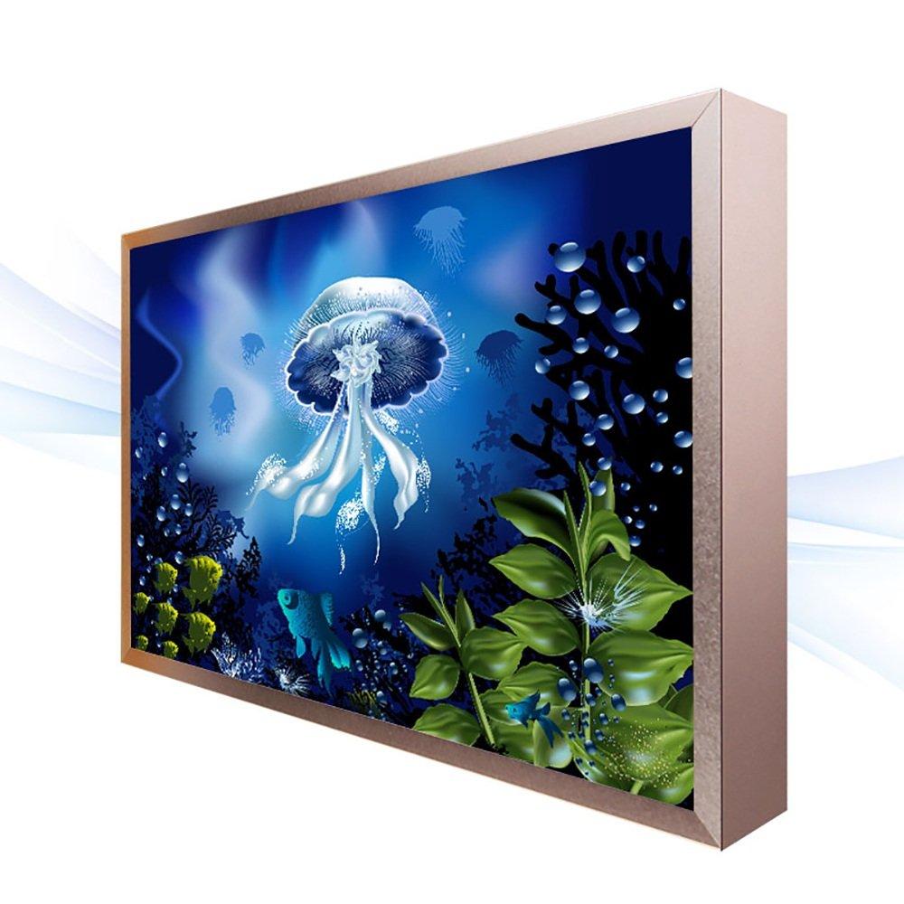 Wandleuchten Wandleuchte/Aluminium PVC/Kinderzimmer dekorative Malerei Lichter/Wohnzimmer Treppen Gang einfache LED-Wandleuchten (3 Größen erhältlich) Scheinwerfer (Farbe : C-20 * 30 * 4.6CM)