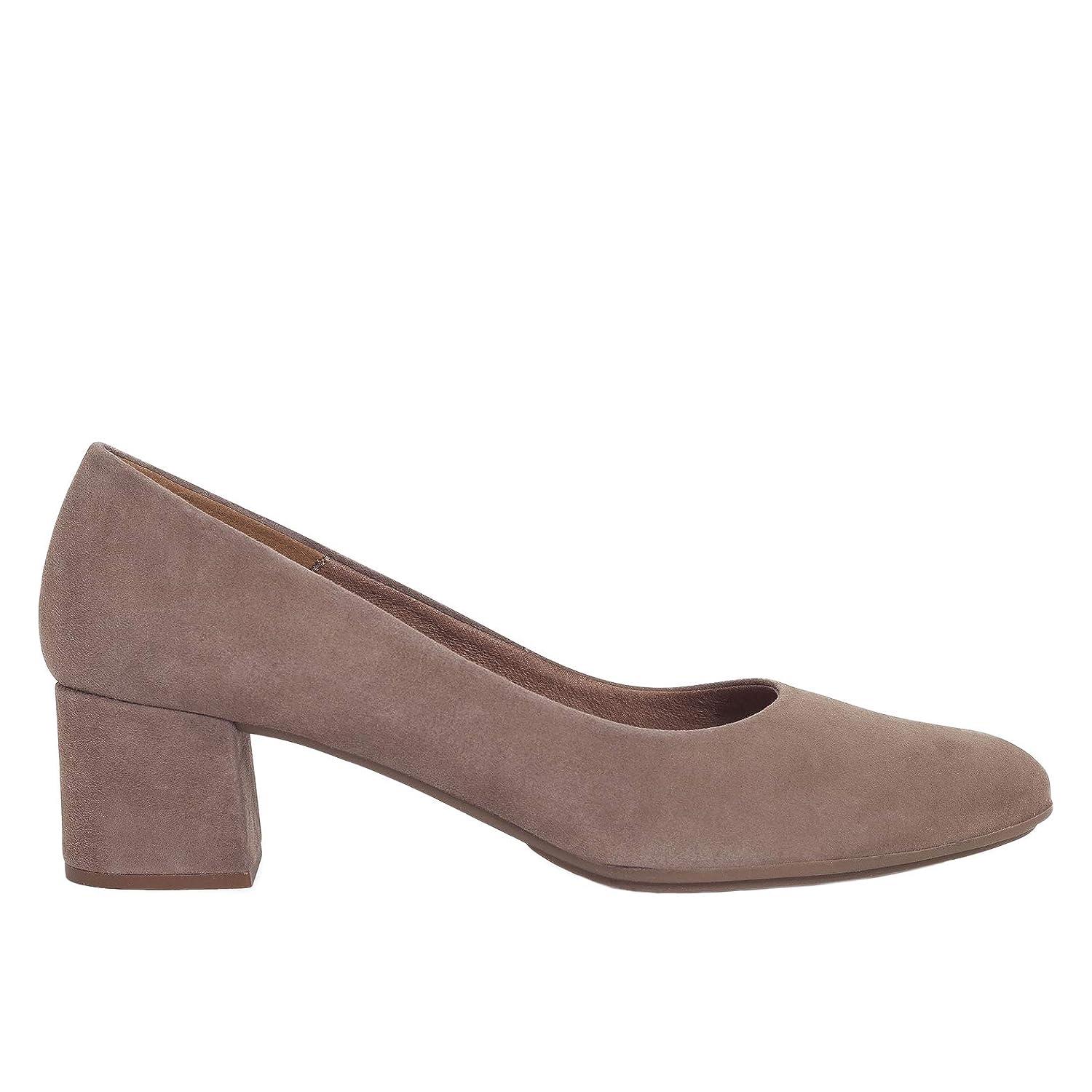Zapatos Salón. Zapatos Piel Mujer Hechos EN ESPAÑA. Zapatos Tacón Taupe. Zapato Mimao. Zapatos Mujer Tacón. Zapatos Mujer Fiesta. Zapato Cómodo Mujer con Plantilla Confort Gel