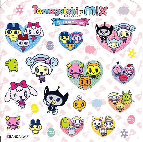 東京おもちゃショー2017 たまごっちみくす MIX 【ステッカー】