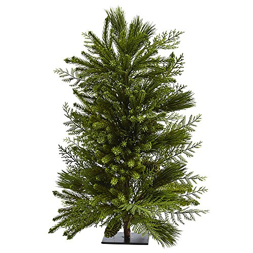Mixed Pine Artificial Tree (Nearly Natural 5476 26
