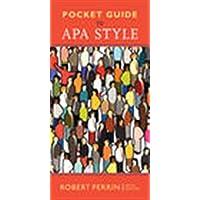 Pocket Guide to APA Style, Spiral bound Version
