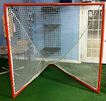 Predator Sports Lacrosse High School Game Goal With 7mm Net