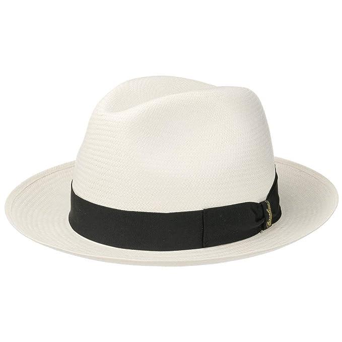 sezione speciale cerca il più recente imballaggio forte Borsalino Cappello Panama Black Small Donna/Uomo | Made in ...