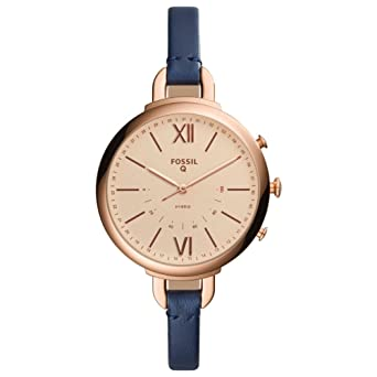 Amazon.com: Fossil Q FTW5022 Ladies Annette Smartwatch: Watches