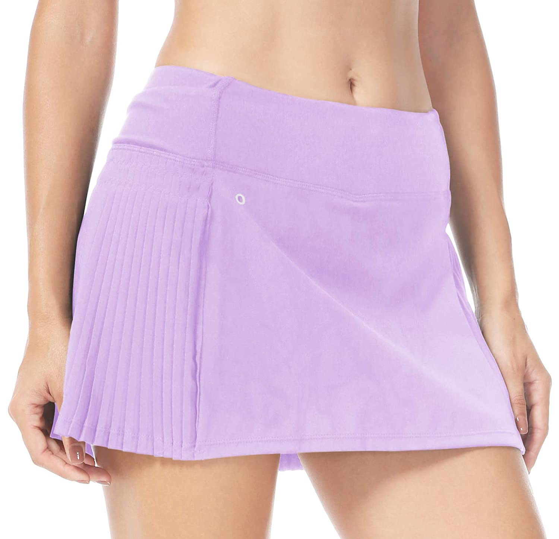 Queenie Ke Women Ultra Skirt Athletic Shorts Gym Sports Tennies Skirt QK80322SKIRT