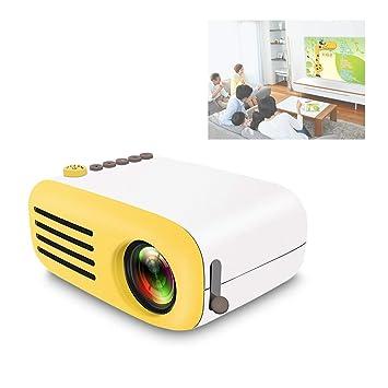 GJZhuan Yg200 videoproyector de 3000 lúmenes, resolución HD 1920X ...