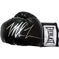 $99 » Mike Tyson Signed Autograph Boxing Glove Black JSA Witnessed Certified