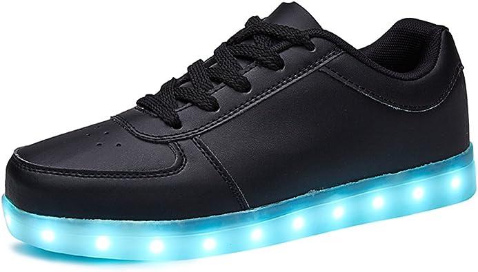 SANYES USB Charging Light Up Shoes