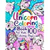 Crayola Uni-Creatures Coloring Pages with Custom Crayon Set, 64 Count, Unicorn Gift for Kids, Age 3, 4, 5, 6, 7 2