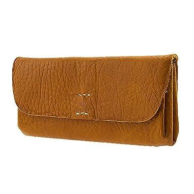 686e472d6f56 Amazon | [キソラ] 長財布 レディース KIKN-009 キャメル | 財布