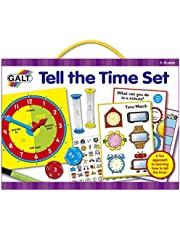 Galt Tell the Time Educational Toy Set