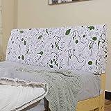 Bed backrest / children bedside soft bag / bedside cushion / large sofa cushion / double bed headrest pillow ( Size : 1351050cm )